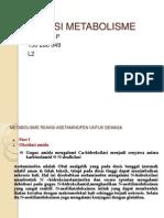 Reaksi Metabolisme Dede Mip 049