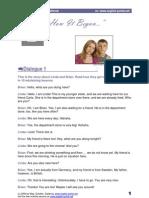 Free English Work & Textbook