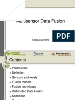 Multi Sensor Data Fusion Andres Navarro
