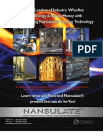 Nansulate Industrial Brochure