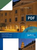 Radisson Blu Hotel Dresden