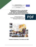 06c - Diagnostico Municipal -Giovanni Monzon