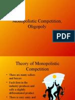 8th Lecture Mono Pol is Tics