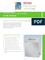 Dimplex SI MS Range
