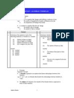 Chapter 5 I Algebraic Formula ENHANCE