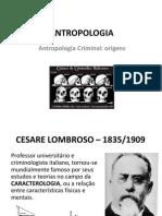 Antropologia Criminal