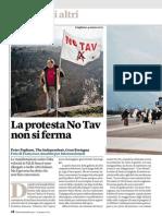 La protesta Notav non si ferma