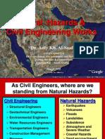 Civil Engineering & Geohazards-F