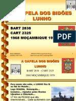 A CAPELA DOS BIDÕES LUNHO - diapo - Moçambique - Lunho 1968
