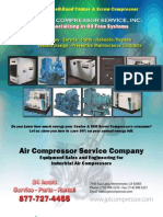 Air Compressor Service Company