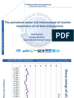 01. Data Transparency and Oil Market Bogota