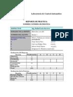 Practica 1 - Lab Control