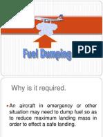 Fuel Dumping