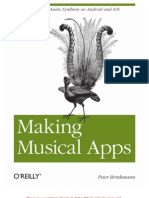 Making Musical Apps (Excerpt