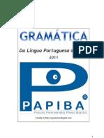 Funções sintácticas Gramatica