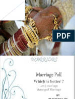 Marriage Poll