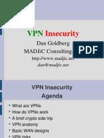 VPN In Security