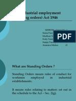 Standing Orders Presentation[2]