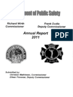 2011 Public Safety Report