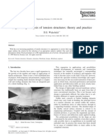 Engineering Analysis of Tension Structures Theory and Practice