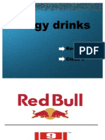 Sheetal- Ppt. of Energy Drink