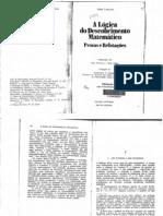 Imre Lakatos - A Lógica do Descobrimento Matemático (Provas e refutações) I