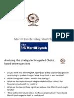 Merrill Lynch Case Study - Praj