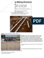 Rope Making Directions