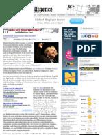 Andrew Breitbart betrieb mehrere Webseiten und starb – eines natürlichen Todes – im Alter von 43 - www-theintelligence-de