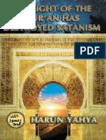Light of Quran Destroyed Satanism