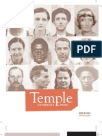 Temple University Press Spring Catalog