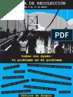 Campaña de Recolección por Aysén