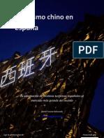 El turismo chino en España