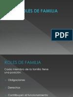 Roles de Familia Expo