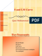 IS AND LM MODEL