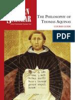 Philosophy of Thomas Aquinas - Kreeft