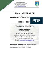 Plan Integral de Seguridad Vial Romang 2009-2014