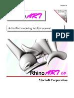 RhinoART Guide