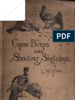 1894 Game Birds and Sketches Illustrating the Habits Modes of Capture Stages of Plumage Etc