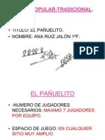 ANA RUIZ JALÓN 1ºF - Pañuelito