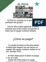 Cristian Garcia 1ºG - El Pichi