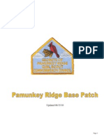 pamunkey ridge base patch
