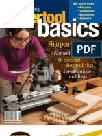 Best of Fine Woodworking Powertool Basics