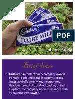 Cadbury- Dairy Milk