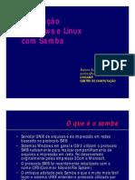 Integração Windows e Linux com Samba
