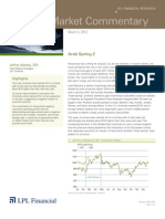 Weekly Market Commentary 3-5-2012