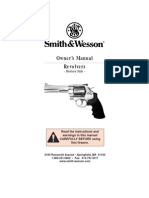 3703978 Smith Wesson Revolvers Owners Manual