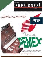 Revista Expresiones  Febrero 2012