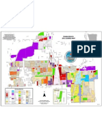 2012 - Dania Beach Zoning Map Small