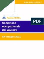 Rapporto Almalaurea 2012